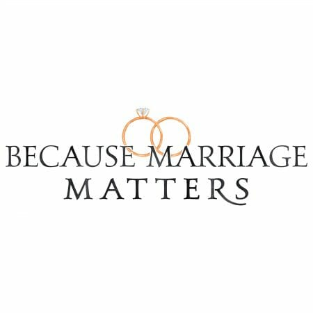 Because Marriage Matters